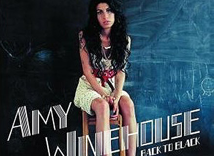 "Okładka płyty ""Back To Black"" Amy Winehouse /"