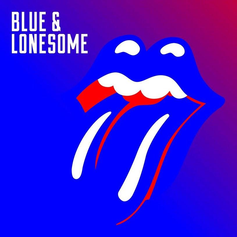 """Okładka płyty """"Blues & Lonesome"""" The Rolling Stones /"""