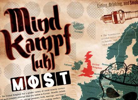 """Okładka płyty """"Most"""" Mind Kampf (UK) /"""