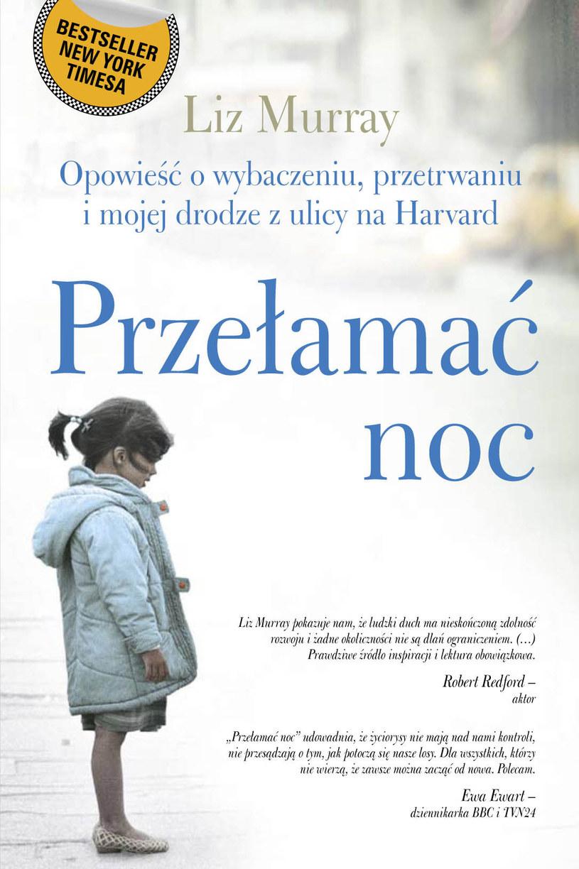 Okładka polskiego wydania książki  /materiały prasowe