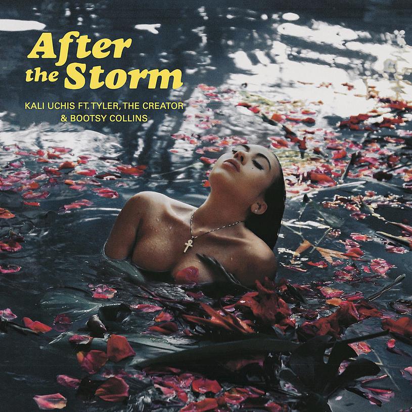 "Okładka singla ""After the Storm"" Kali Uchis /"