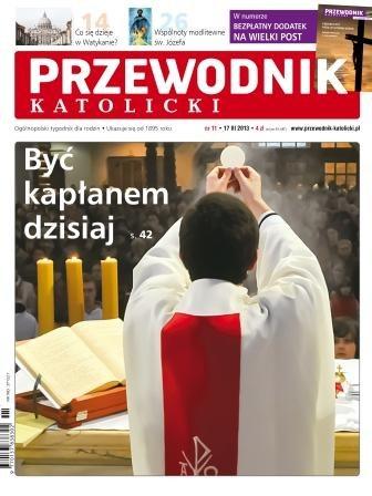 Okładka /Przewodnik Katolicki