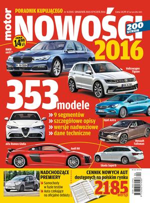 Motor Poradnik Kupującego - inne - prenumerata kwartalna już od 14,99 zł