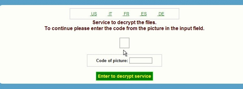 Okno w przeglądarce z żądaniem zapłaty za odblokowanie dostępu do plików. /materiały prasowe