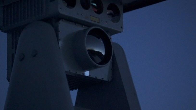 Oko kamery umieszczonej na Przewoźnej Jednostce Nadzoru może wyłapać cel nawat w odległości 40 kilometrów /INTERIA.PL/materiały prasowe