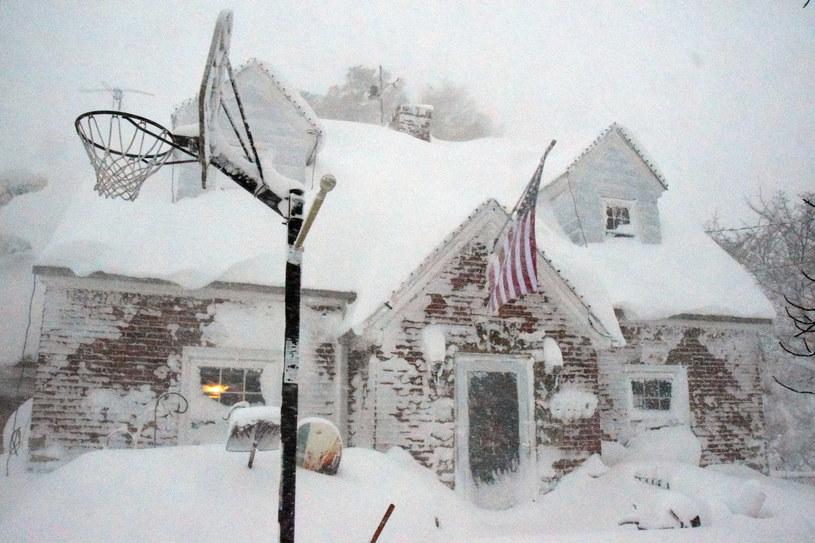 Okolice Buffalo, w stanie Nowy Jork /PAP/EPA