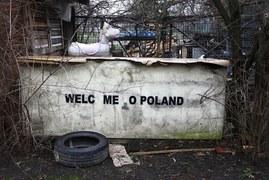 Okolice Ronda Starzyńskiego w Warszawie.