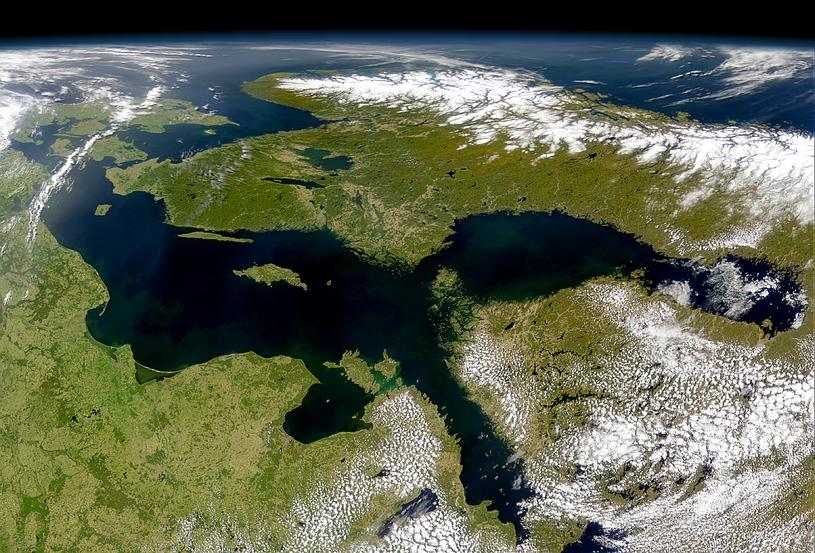 Około pięciu milionów Europejczyków będzie zagrożonych powodzią każdego roku /NASA