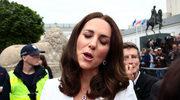 Okropna choroba księżnej Kate znów zaatakowała!