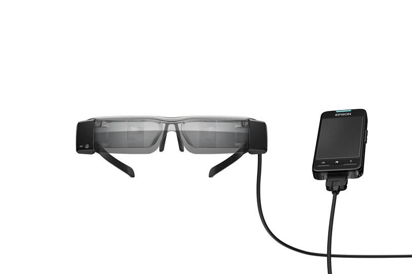 Okulary Epson Moverio BT-200 /materiały prasowe