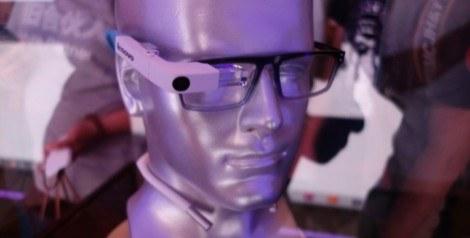 Okulary Lenovo C1. Czy Google powinno się bać? /materiały prasowe