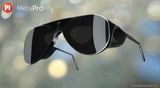 Okulary MetaPro /materiały prasowe
