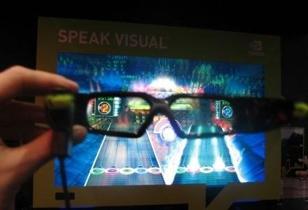 Okulary Nvidia w akcji /INTERIA.PL