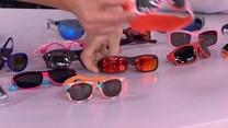 Okulary przeciwsłoneczne dla dziecka. Jakie wybrać?