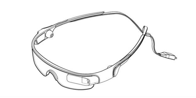 Glasses Samsung. Photo. phonearena.com / press release