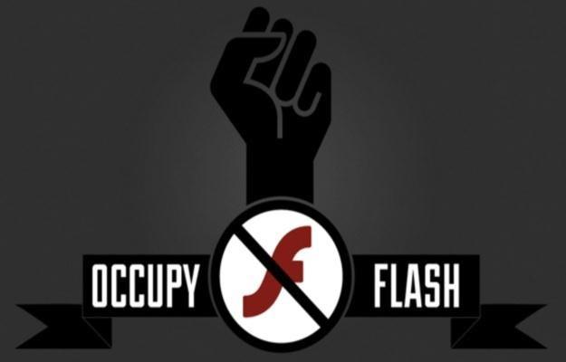 """""""Okupuj Flash"""" - czyli cyfrowy odpowiednik społecznego buntu /gizmodo.pl"""
