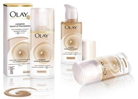 Olay Complete Touch of Foundation /INTERIA.PL/materiały prasowe