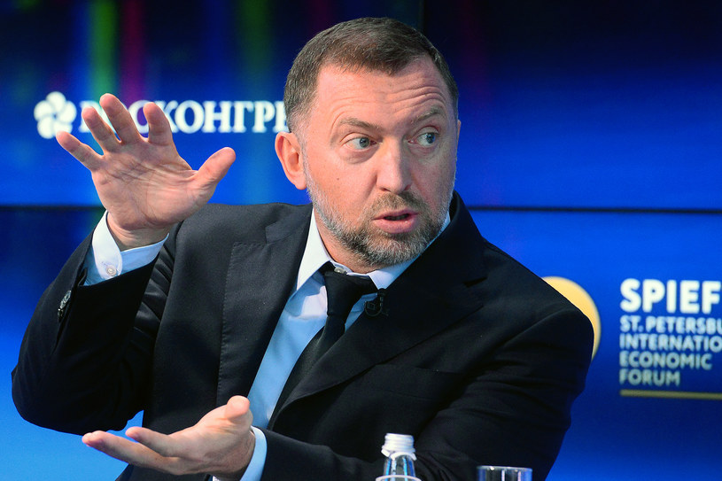 Oleg Deripaska /AFP