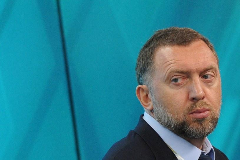Oleg Deripaska /Michael Klimentyev/Sputnik  /East News