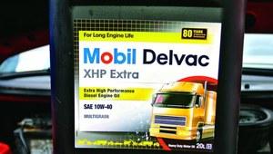 Olej do ciężarówek w aucie osobowym
