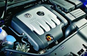 Olej do silnika TDI z pompowtryskiwaczami powinien mieć na opakowaniu oznaczenie VW505.01, VW506.01 (LongLife) lub VW507.00 (DPF). /Volkswagen