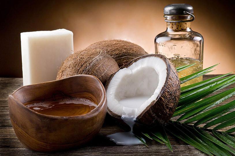 Olej kokosowy /123RF/PICSEL