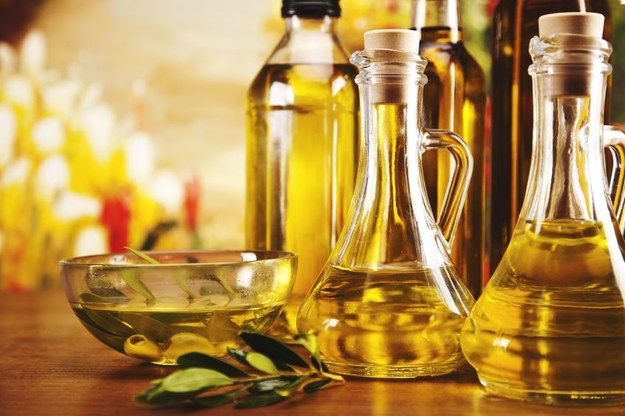 """Olej rzepakowy nazywany jest """"oliwą Północy"""" /©123RF/PICSEL"""
