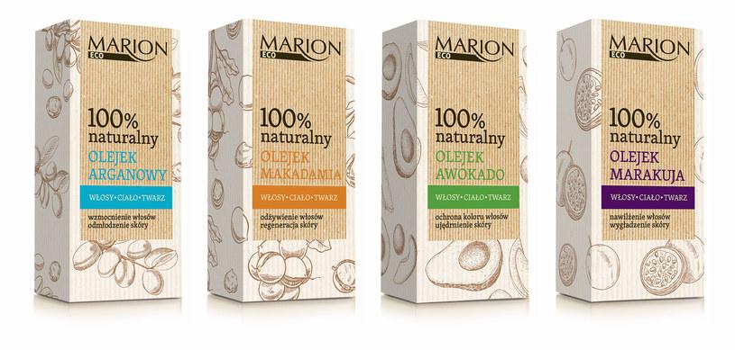 Olejki od Marion /materiały prasowe