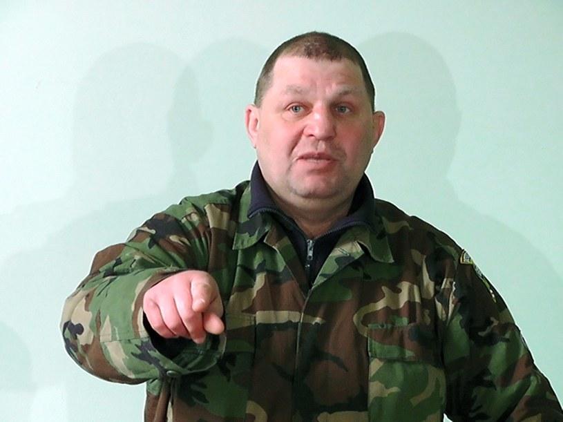 Ołeksij Muzyczko /PETRO HROMYH /PAP/EPA