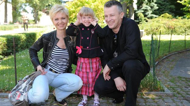 Olga Borys, Mira i Wojciech Majchrzak /    /Agencja W. Impact