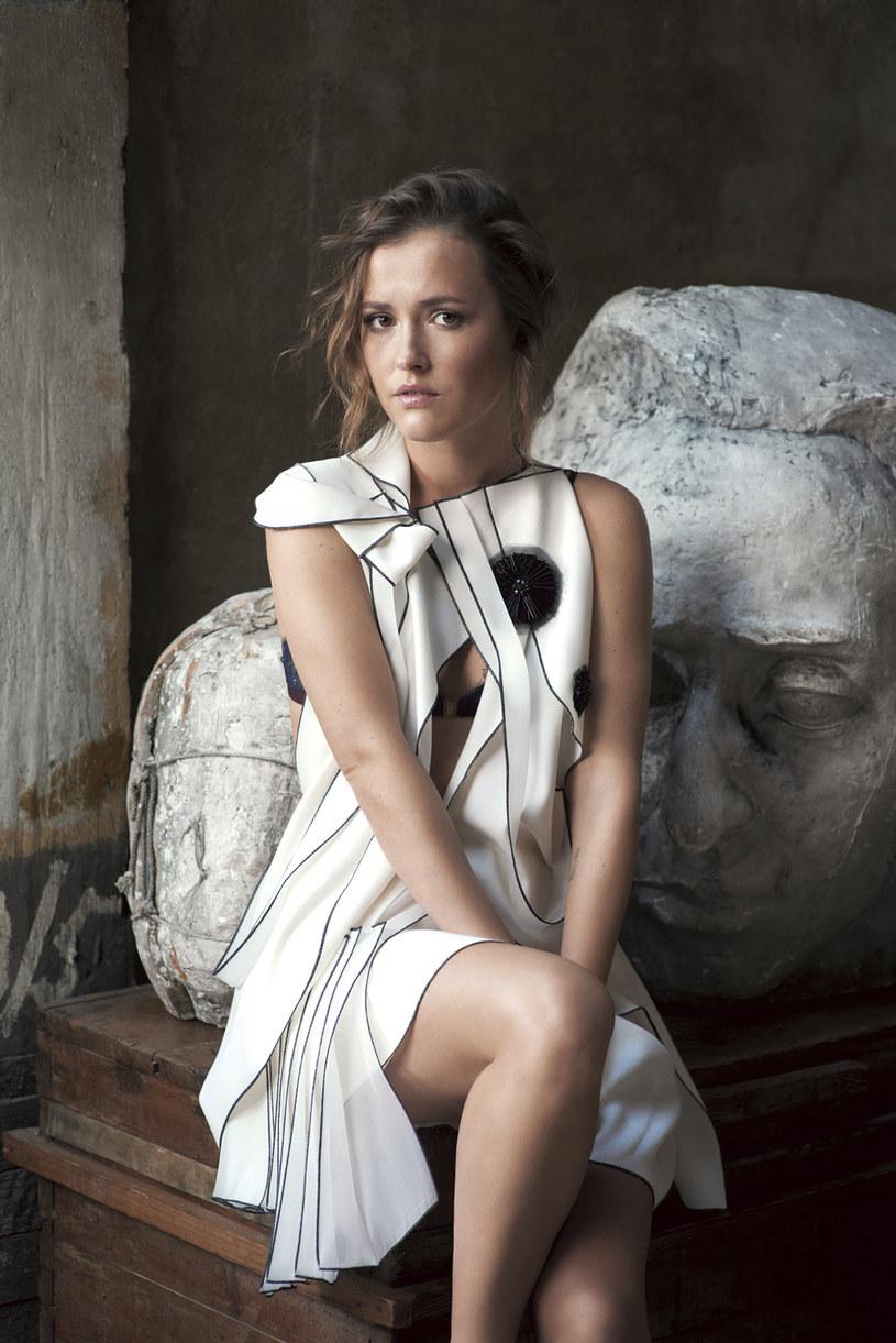 Olga Frycz /Iza Grzybowska /VOYK /Twój Styl