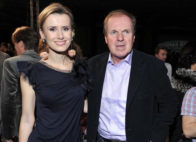 Olga i Wojciech uchodzili za udane małżeństwo /Jacek Kurnikowski /AKPA