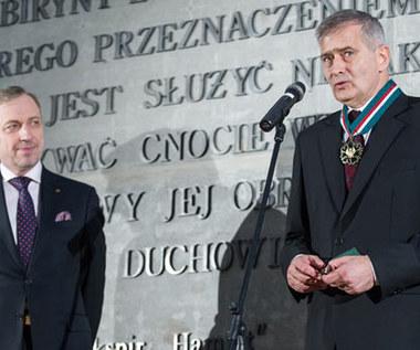 Olgierd Łukaszewicz uhonorowany złotą Glorią Artis