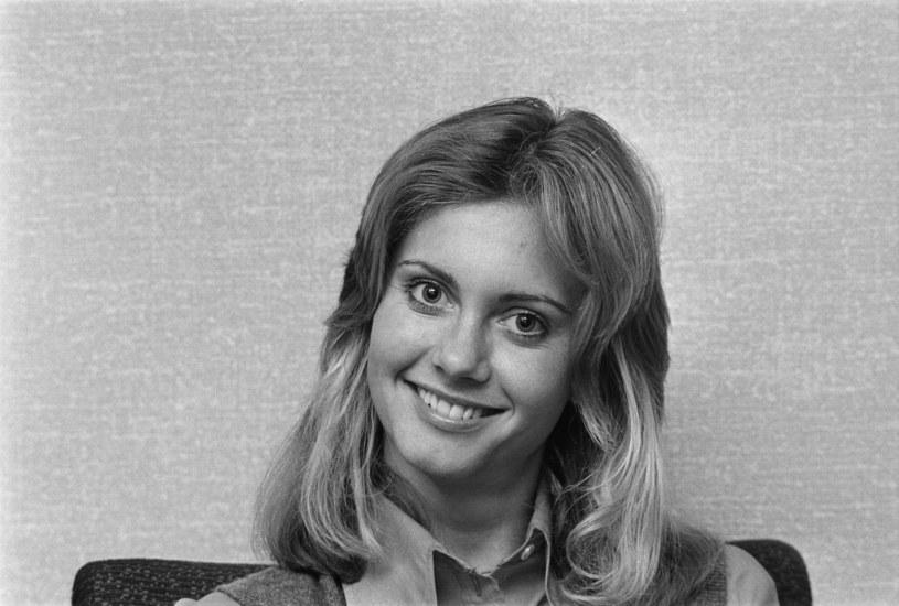 Olivia Newton-John w 1974 roku /Ronald Dumont /Getty Images