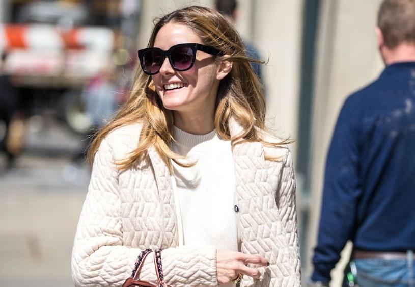 Olivia Palermo na ulicach Nowego Jorku /East News