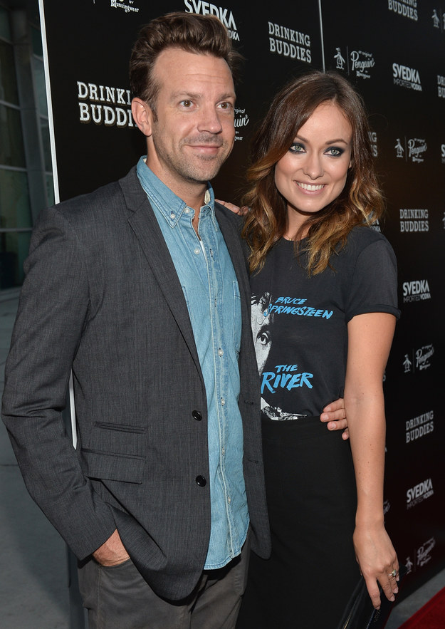 Olivia Wilde i Jason Sudeikis /- /Getty Images