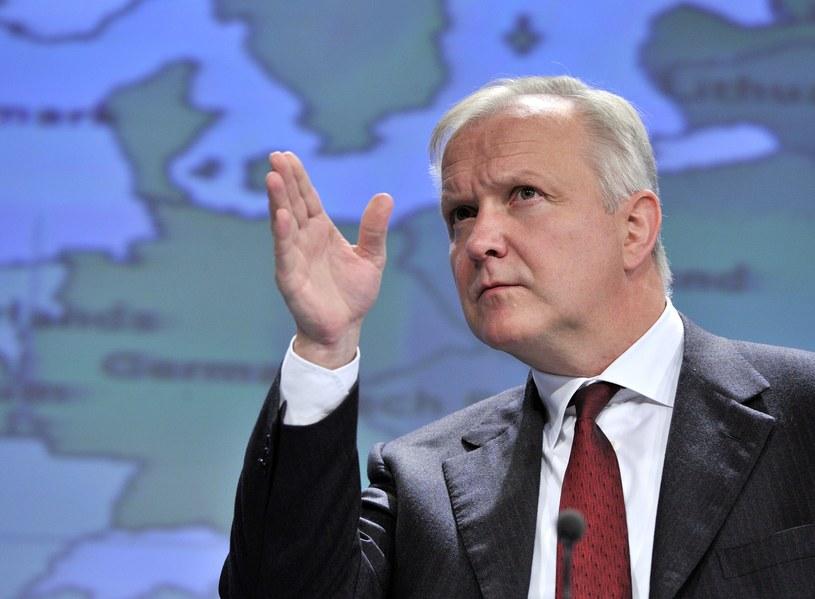 Olli Rehn /AFP