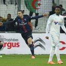 """Olympique Marsylia - Paris Saint-Germain 1-2. Hit nie zawiódł, """"Ibra"""" także"""