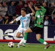 Olympique Marsylia - Saint-Etienne 1:1 /AFP