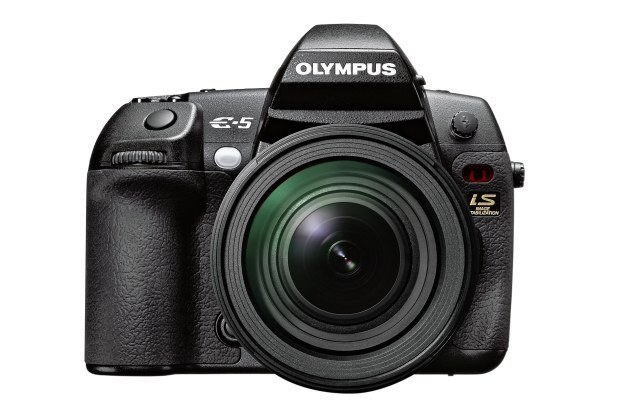 Olympus E-5 /materiały prasowe