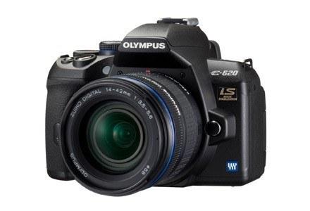 Olympus E-620 - zwycięzca w kategorii najlepsza lustrzanka amatorska /materiały prasowe