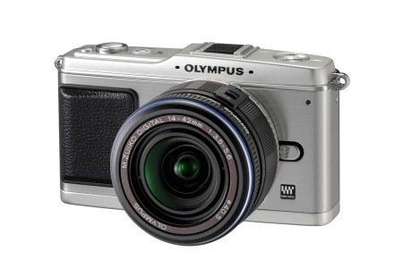 Olympus PEN E-P1 - Europejski Aparat Fotograficzny 2009/2010 /materiały prasowe