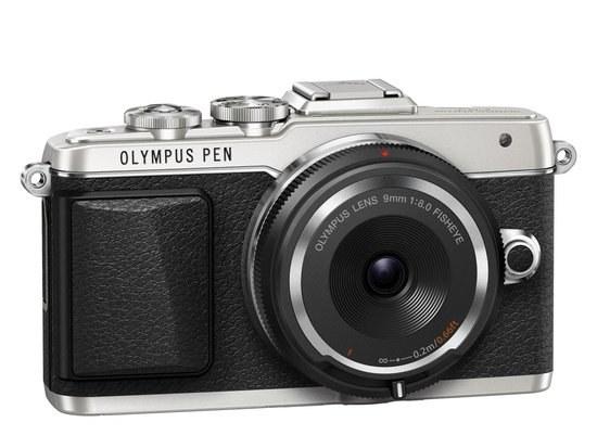 Olympus Pen E-PL7 /materiały prasowe
