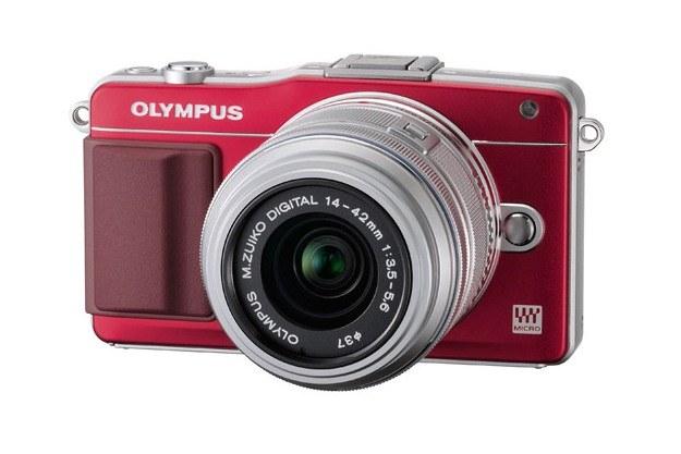 Olympus Pen E-PM2 /materiały prasowe