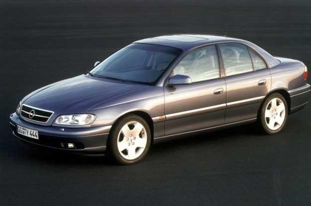 Omega B FL oferowana była od 1999 roku /