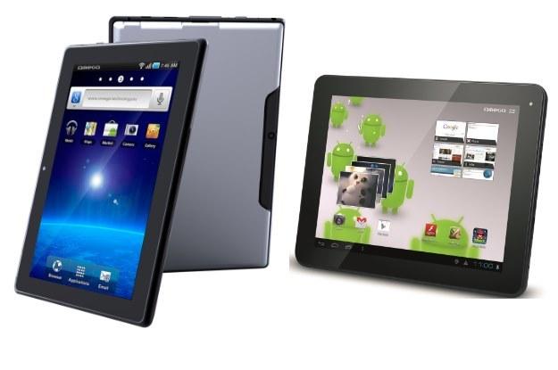 """Omega Tablet 7"""" MID7108 IPS oraz Omega Tablet 9,7"""" MID9711 - można je wygrać w naszym konkursie /materiały prasowe"""
