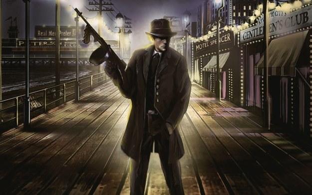 Omerta: City of Gangsters - motyw graficzny /materiały prasowe