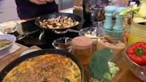 Omlet cesarski, francuski, na słodko i na słono