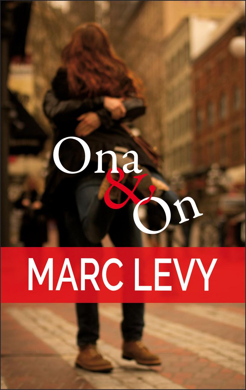 Ona i on, Marc Levy /materiały prasowe