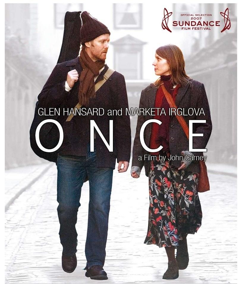 """""""Once"""" można traktować jako musical, jednak film nie do końca mieści się w tym schemacie. /  - /materiały promocyjne"""